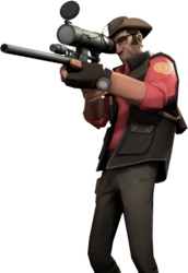 Chapter 8: The Sniper
