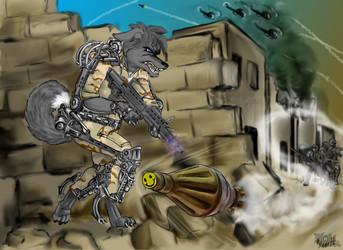 Call of Warfur 5
