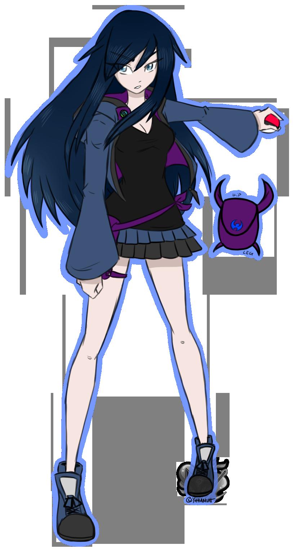 pokemon trainer luna weasyl