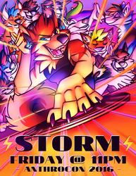 Storm AC poster