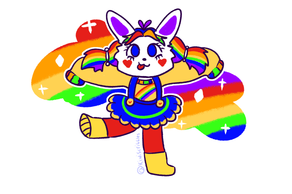 Kidcore Bunny