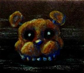 FNAF Magnets--Freddy