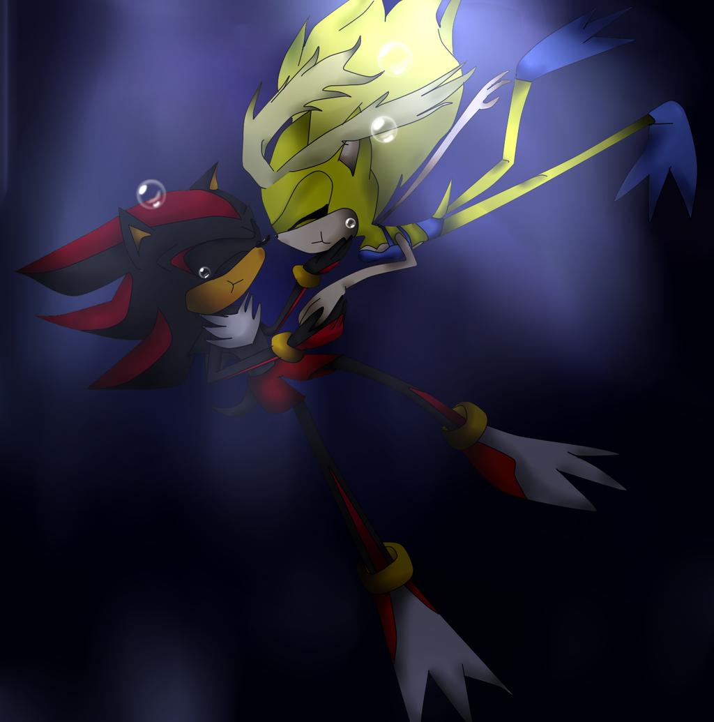 shadow and maria undersea