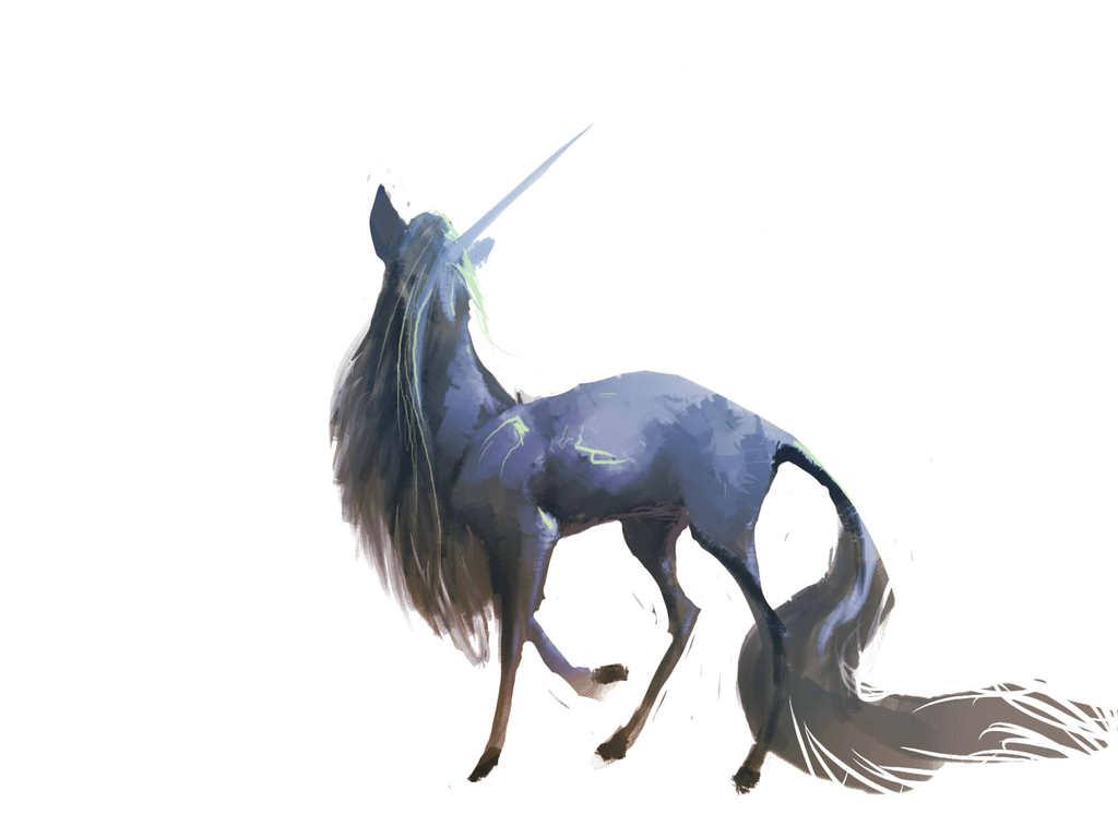 Featured image: Unicorn Doodle