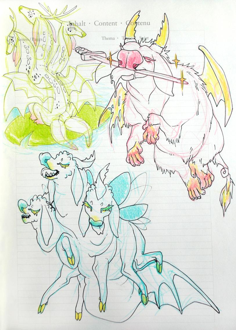 dragon generator