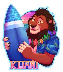 Commission Badge: Kijani