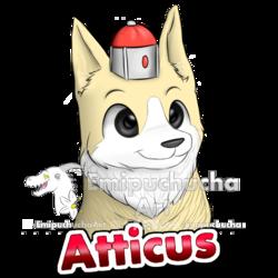 Atticus - Badge