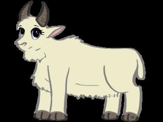 my little mountain goat