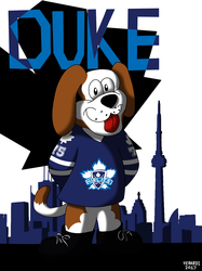 AHL MAX Series Number 14 of 30: Duke - Toronto Marlies