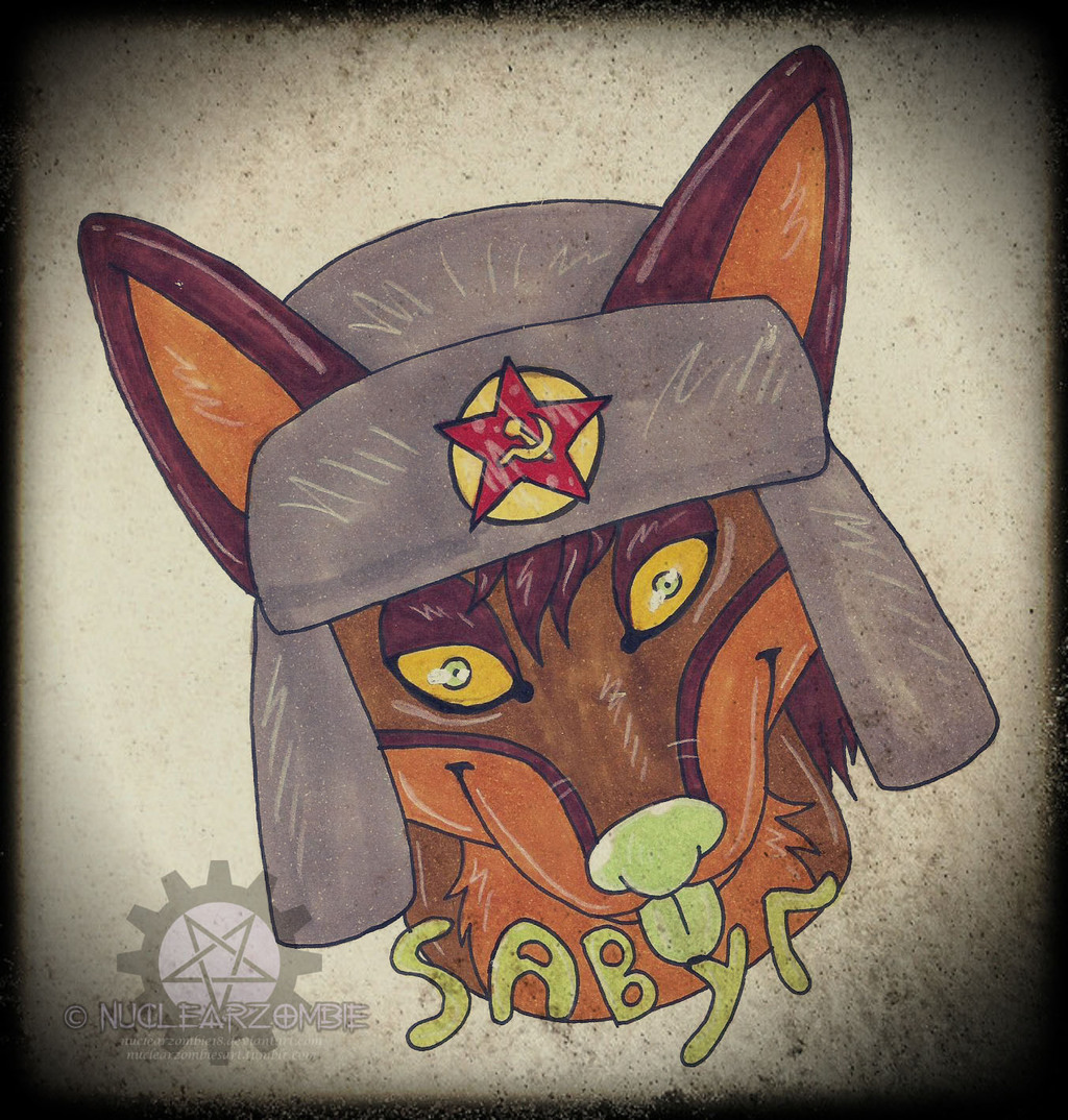 Gift- Sabyr Badge