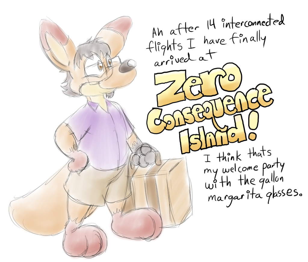 Welcome to Zero Consequence Island!