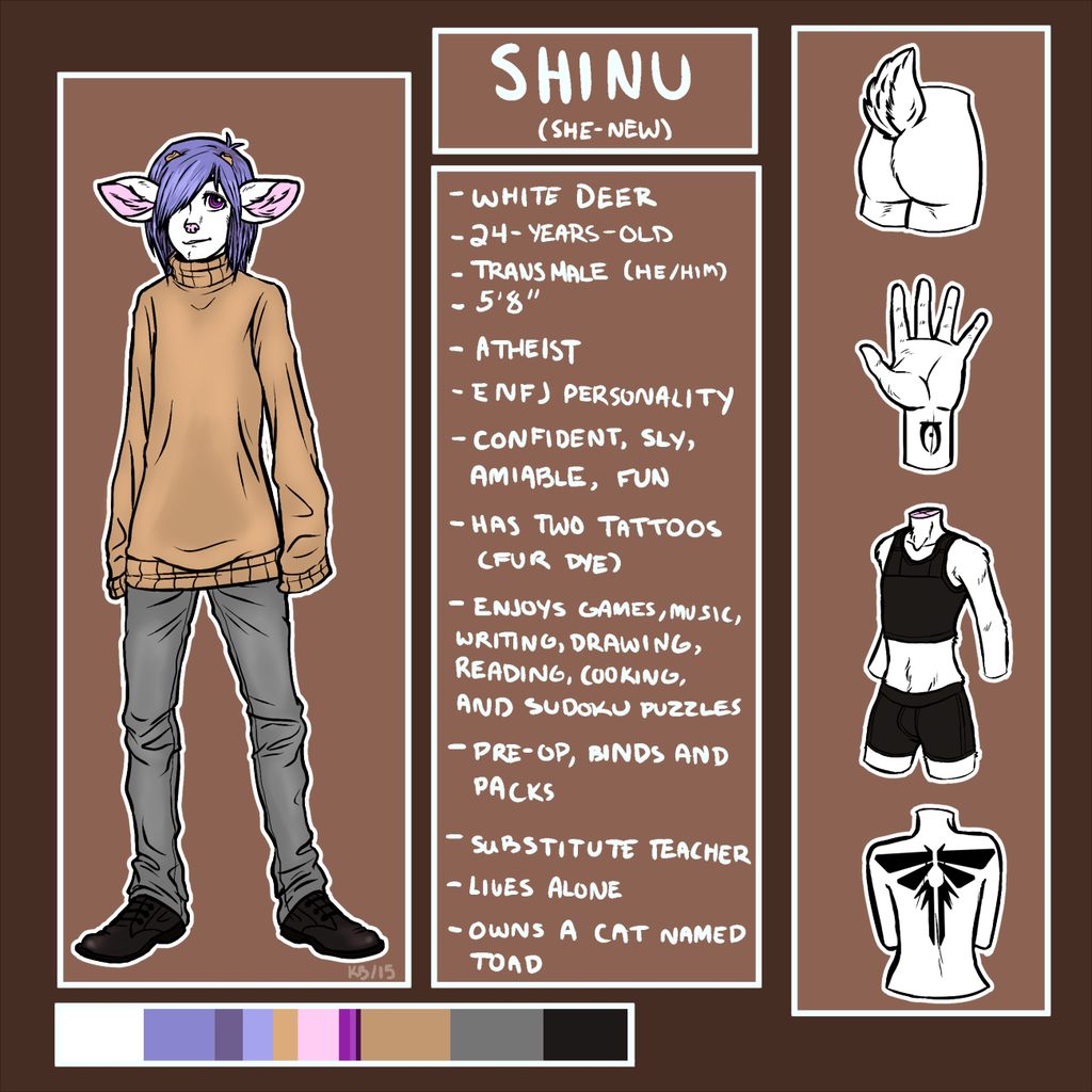 Featured image: Shinu 2015 Reference