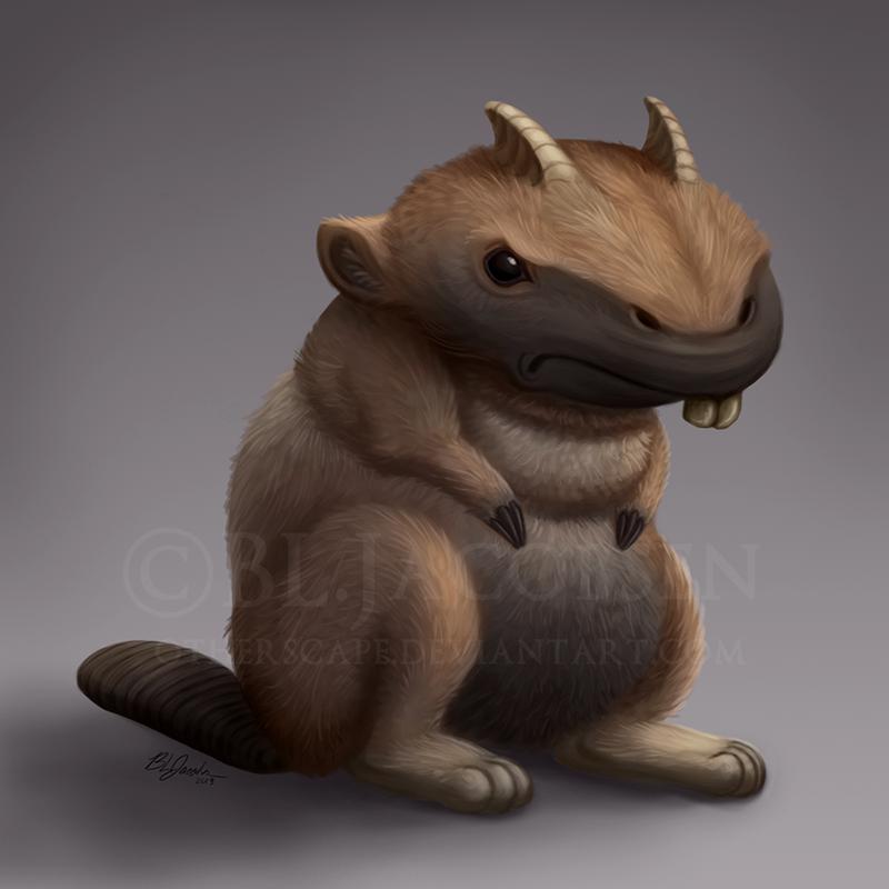 Featured image: Evil Beaver