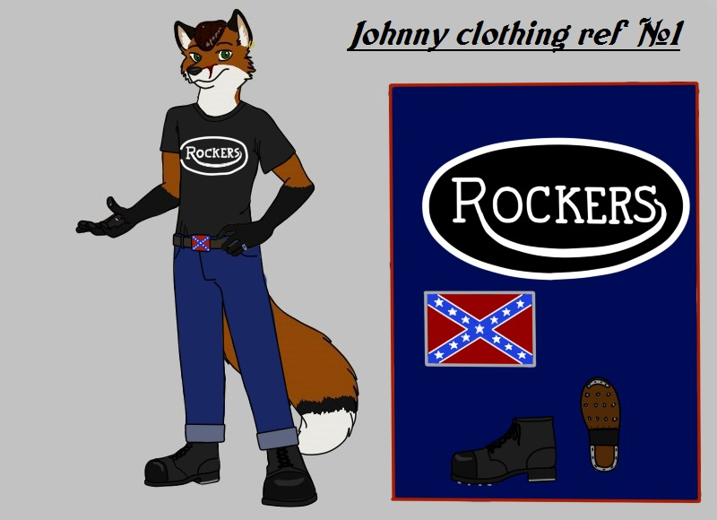 johnny clothing ref no1