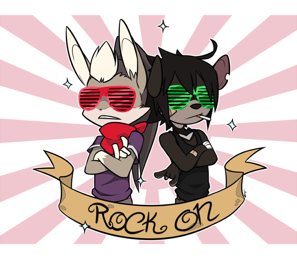 Most recent image: -Rock On-