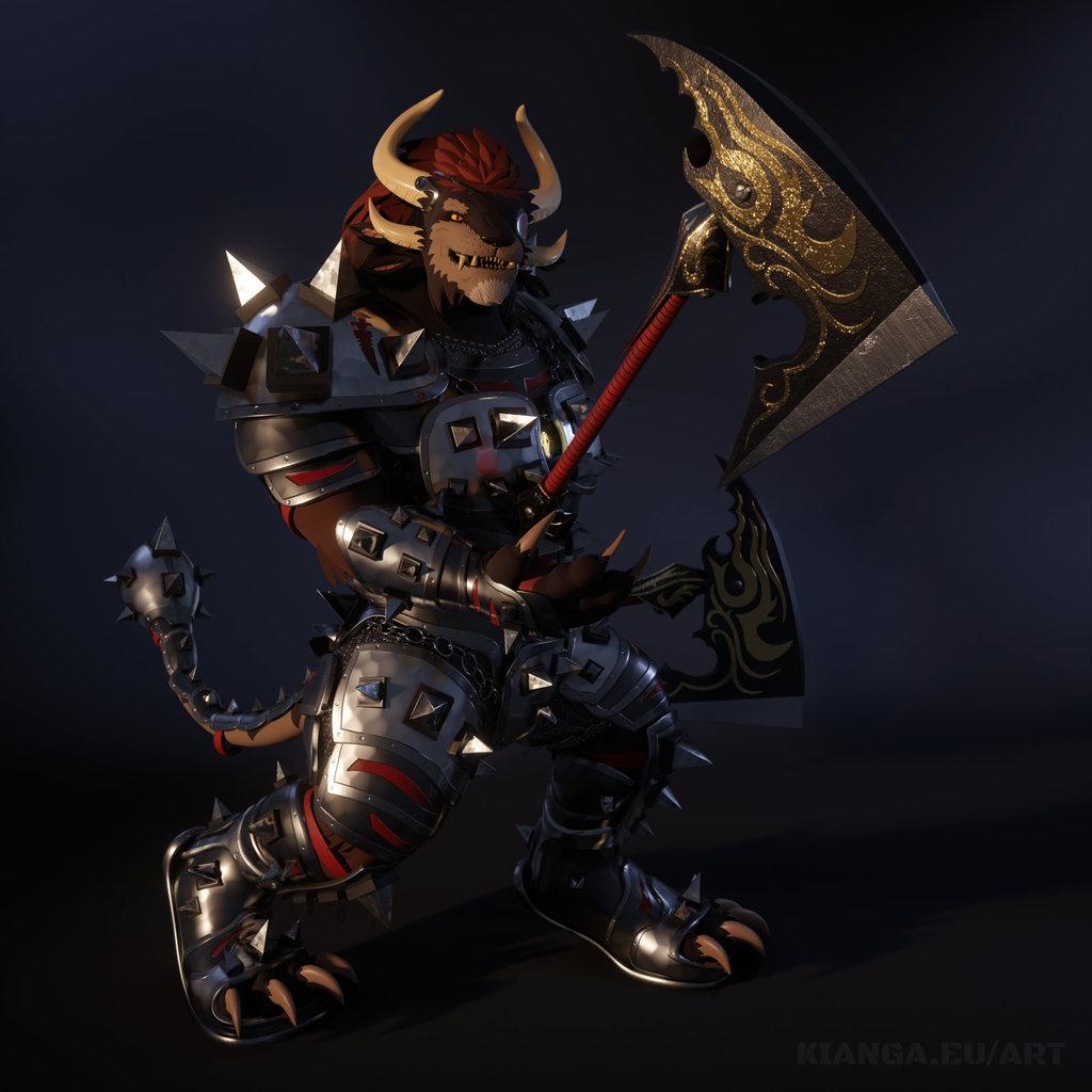 Legionnaire Axe