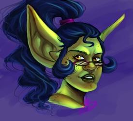 - World of Warcraft:  Harpyr Reedwittle -