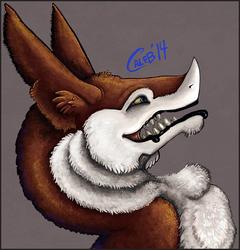 """Comm: """"Can you draw Sergals?"""""""
