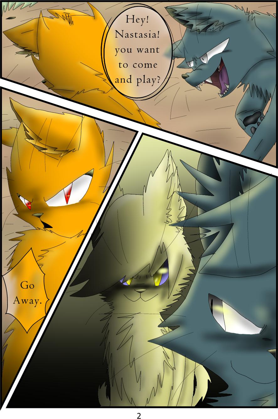 Elements Revolution Page 2
