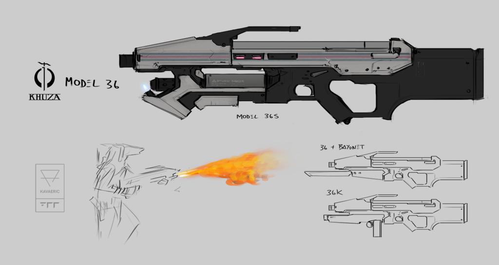 Vilousian arms: KZ Model 36S