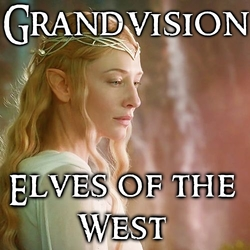 Elves of the West - Beautiful Melancholic Vocal Soundtrack