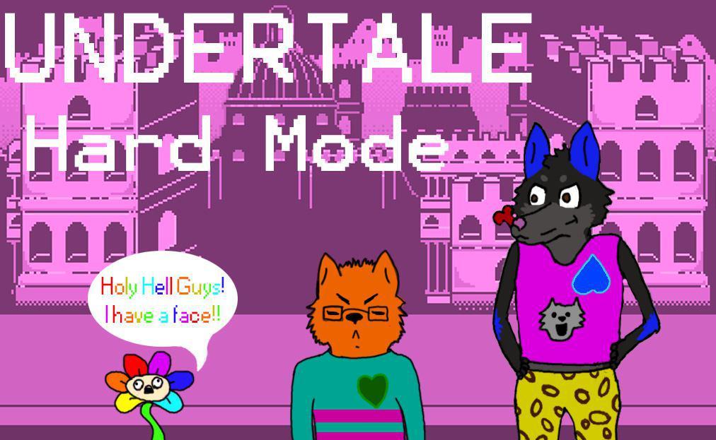 Undertale Hard Mode Thumbnail