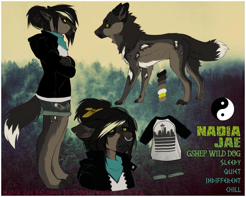 Nadia Jae's Ref