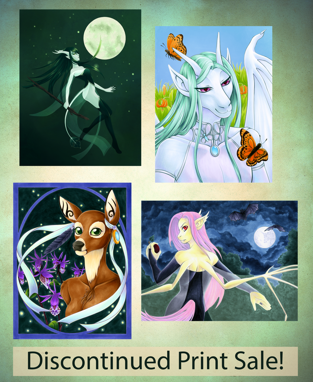 Featured image: Discontinued Print Sale!