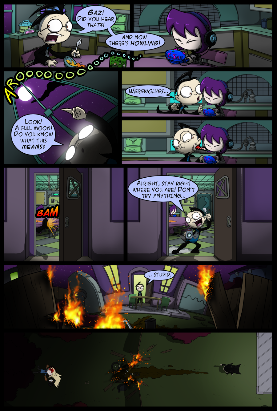 Duality Chapter 1 - Page 12