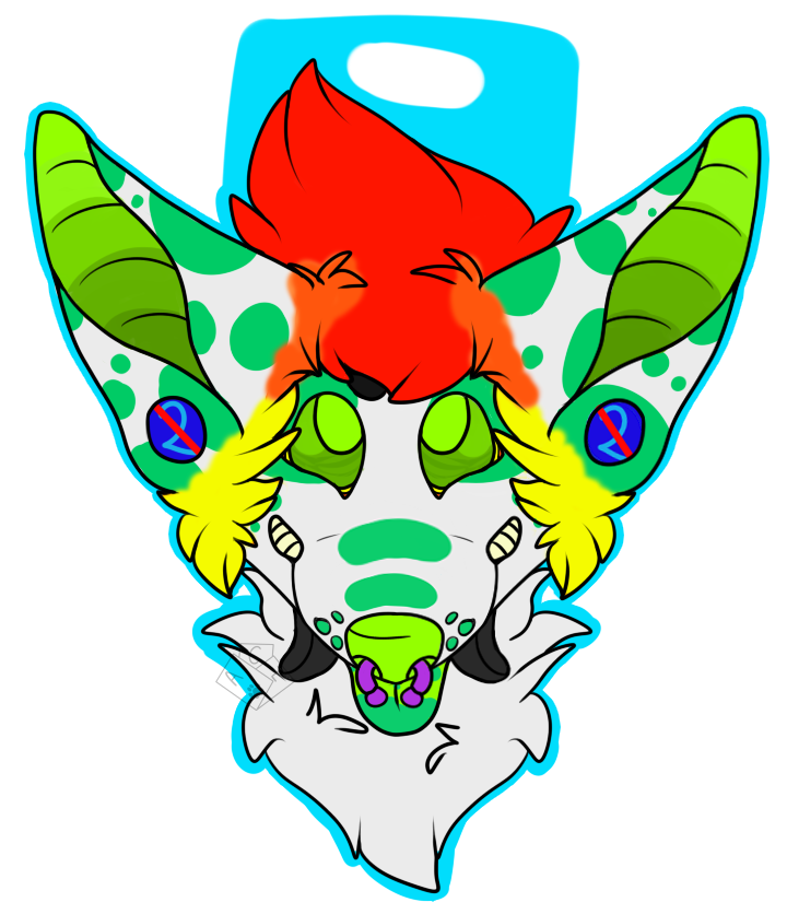 Randa Badge by Dogbarf