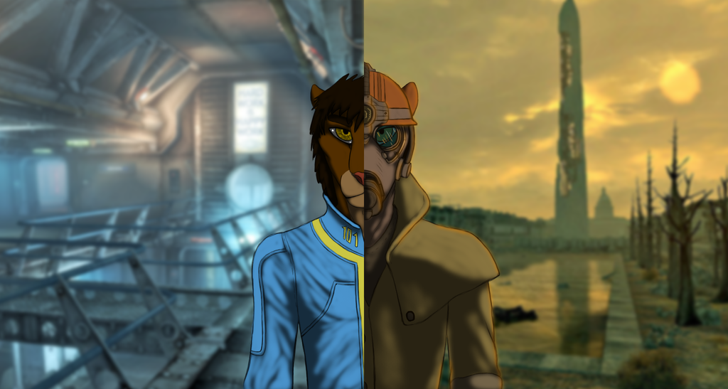From Vault Dweller to Wasteland Legend [COMM.]