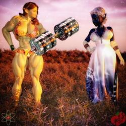 Genie and Gouda Workout