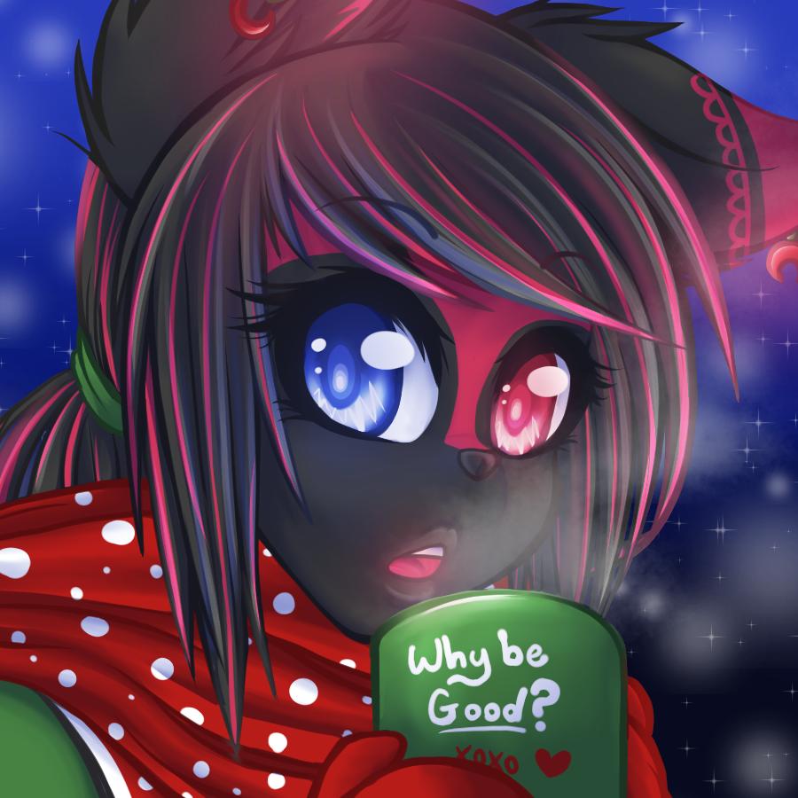 Most recent image: Reika Christmas