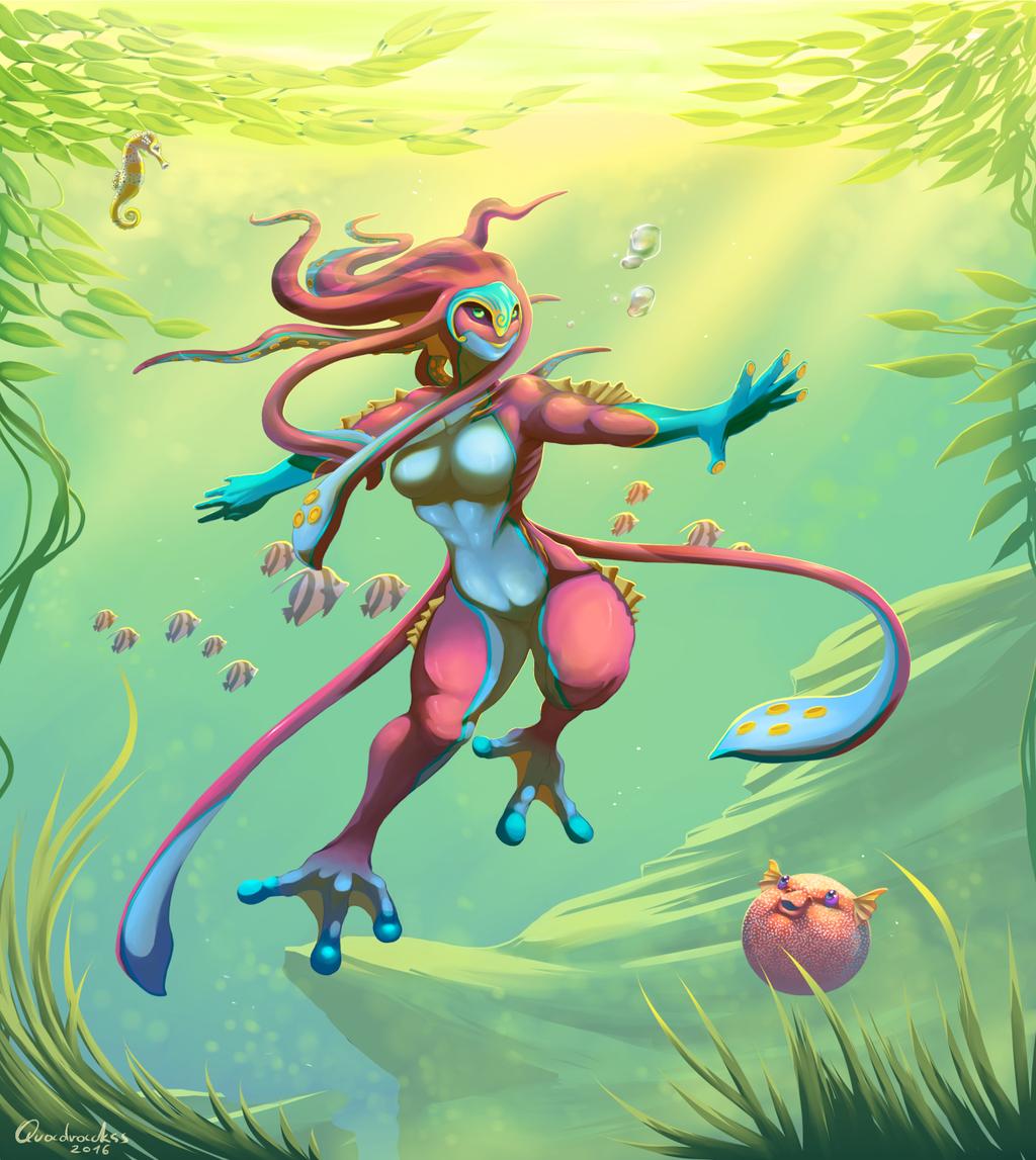 Most recent image: Octofrog Siren