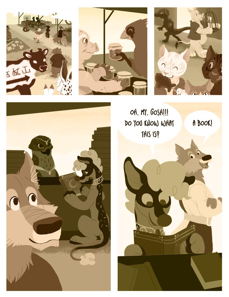 Fool's Gold, pg 3