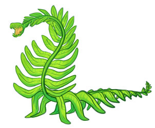 Ayamemon's Death Fern