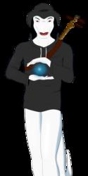 FM portrait - Neon Hexter