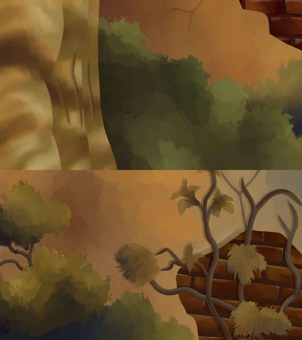 Felidae Reanimated Backgrounds