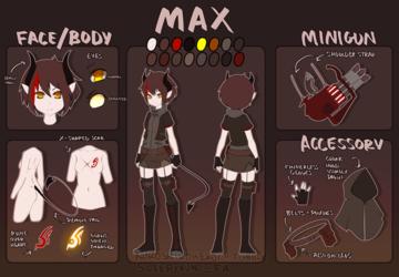 COM: Silvernis (Max)