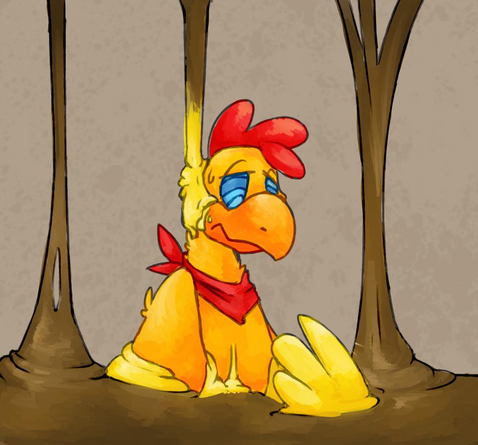 Chicken 'n Gravy