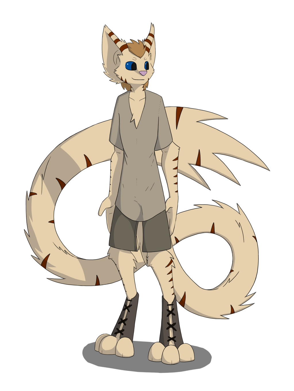 Random Tigren Character