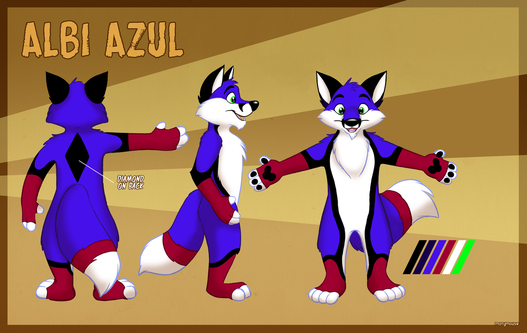 Most recent image: updated Albi ref sheet