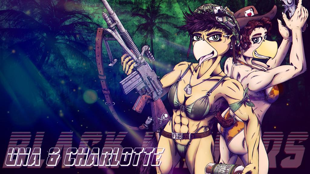 Gunslinger Girls - Back in Action!