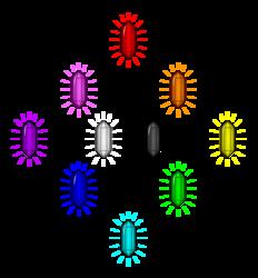 Ten Power Crystals (Prototype Version)
