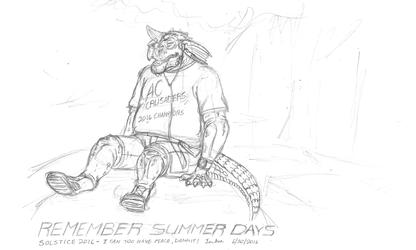 Remember Summer Days - Draft