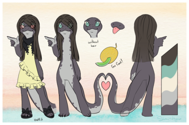 Lizard Auction Adopt (CLOSED)
