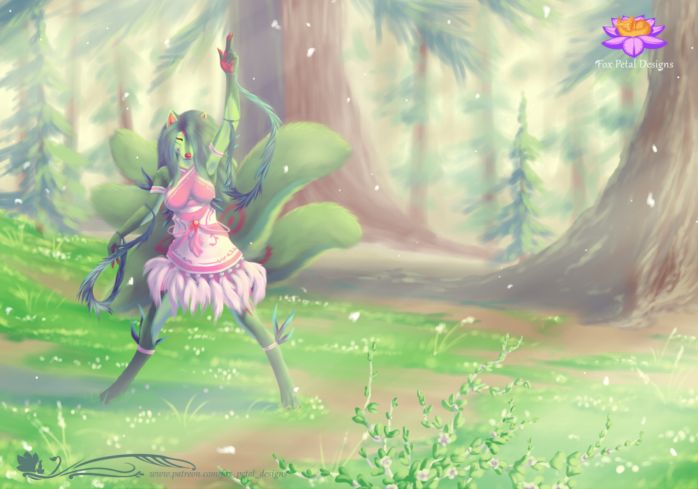 Dance of the Spring Forest