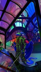 Future Tech - by Acidapluvia