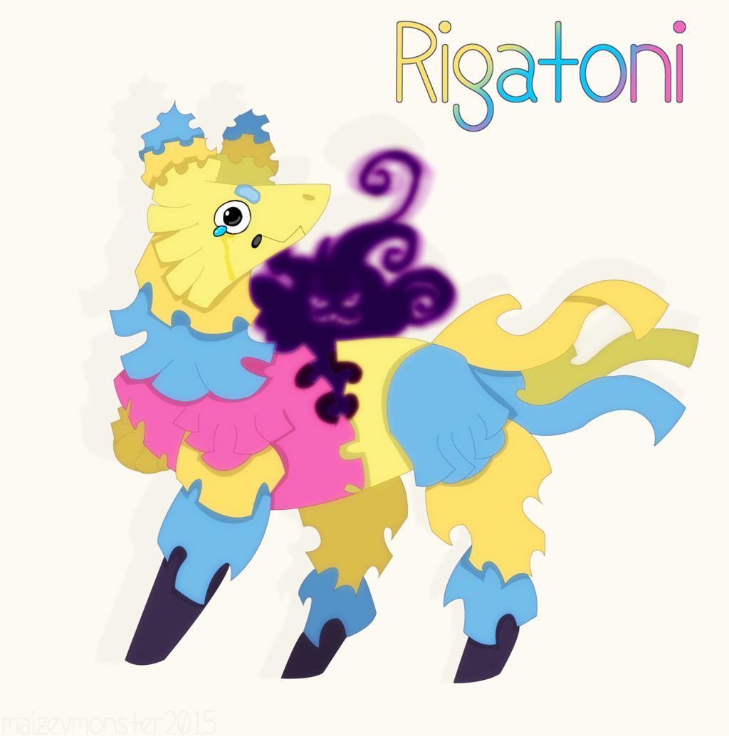 Rigatoni the Possessed Pinata