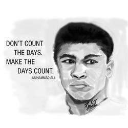 2016 June 06 - Muhammad Ali